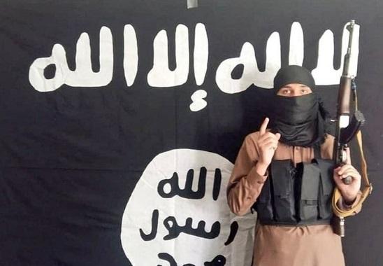 """صورة الانتحاري عبد الرحمن اللوغري نقلاً عن """"أعماق""""  العربية نت:كشف تنظيم داعش عن اسم وصورة الانتحاري المسؤول عن واحد من تفجيري مطار كابل اللذين أوديا بحياة العشرات، منهم 13 عسكرياً أميركياً، إضافة إلى عشرات الجرح Abrahman.Lugre"""