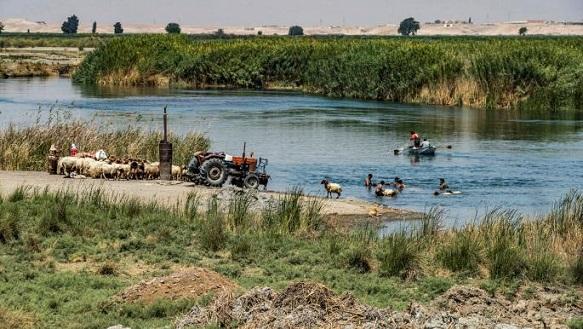 لقاءات فنية سورية تركية عراقية لإعادة توزيع حصص المياه              روسيا تدخلت للضغط على تركيا في إطار المفاوضات (فرانس برس)  العربي الجديد:يتم التحضير لاجتماع يضم ممثلين عن دول نهر الفرات، تركيا وسورية والعراق، بعد سلسلة ا Furat.6