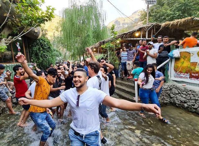 أكثر من ١٠٠ ألف سائح دخلوا أربيل خلال يومين    Gashtgozar