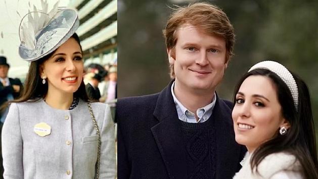 الوسط الملكي البريطاني وراء طلاق زوجة بسبب أصلها الكردي Hanajaf