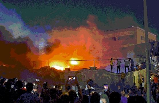 استقالات بالجملة لمديري مستشفيات في جنوب العراق         أ. ف. ب/الناصرية (العراق): أعلنت السلطات الصحية في ذي قار بجنوب العراق إن العديد من مديري مستشفيات استقالوا من مناصبهم في المحافظة منذ الحريق المميت الذي أتى على وحدة ك Harik.Hos