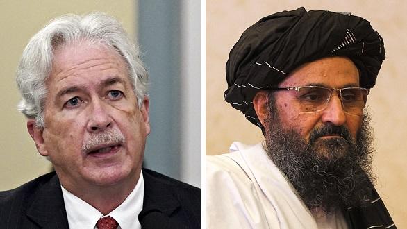 أنباء عن محادثات بين الاستخبارات المركزية الأمريكية وزعيم طالبان!! Wilam.Brnz