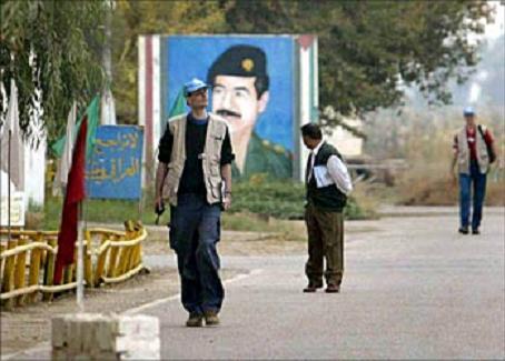 على ماذا عثر المفتشون الدوليون في قصور صدام حسين؟؟ Lijan.TF.1