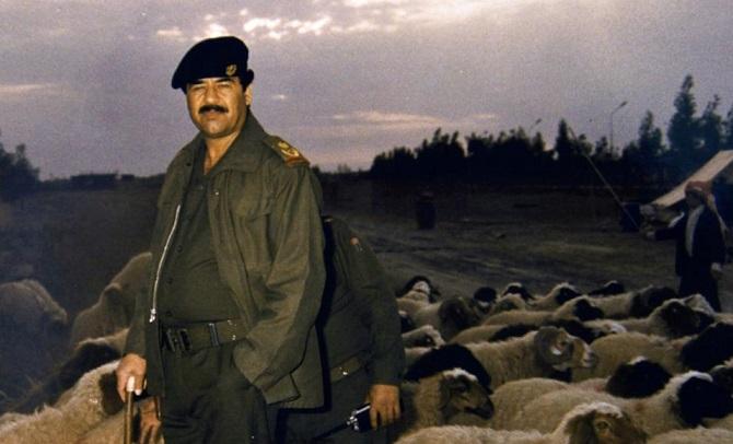 الحلقة (٤): الأسد فتح الحدود مع العراق ونصح صدام بـ«إسقاط الذرائع» لتجنب ضربة أميركية Sadam.Ree