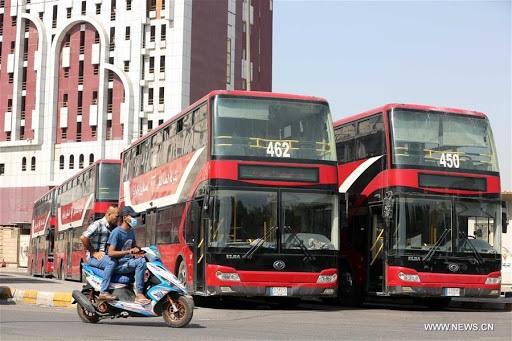 برنامج ايام الناس - الباصات ذو الطابقين       Bus.T2