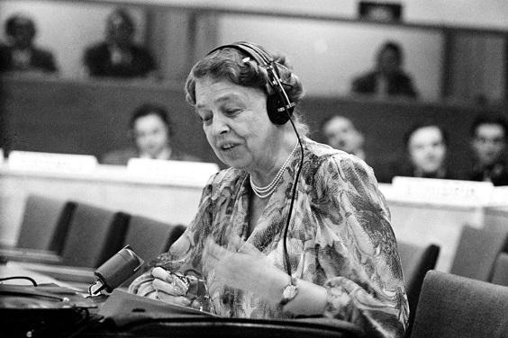 من هو العربي الوحيد الذي شارك في صياغة الإعلان العالمي لحقوق الإنسان؟ Elyanur.Rosflt