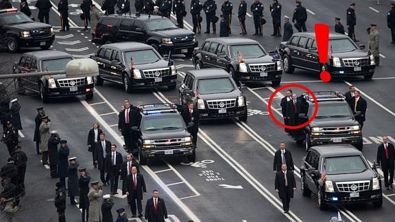 فيديو - هذا الرئيس هو الأكثر حماية في العالم!! Himaya.Rs