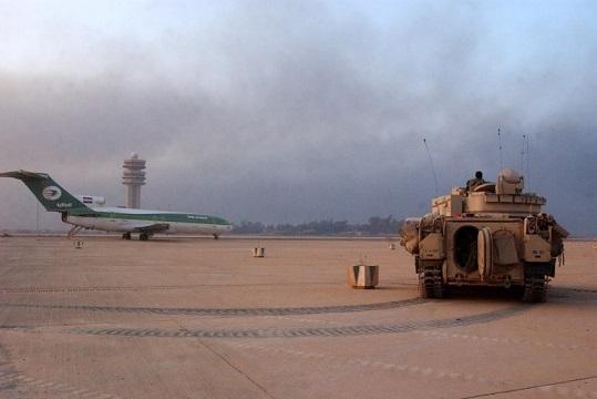 حسمت غزو العراق.. معركة مطار بغداد أشرس المعارك لصد القوات الأميركية Iraq.Air