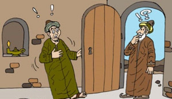 """طرائف """"رمضانية"""" من التراث العربي                  Ramadanyaatt.2"""