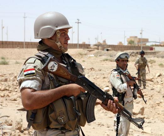 """""""الأمن والدفاع"""" تحدد المدة الزمنية للخدمة العسكرية الإلزامية ورواتب المكلفين بالعراق       A.Aj.3"""