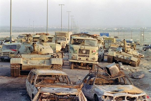 في مثل هذا اليوم قبل 30 عاما أعلن الكونغرس الأميركي تفويض الرئيس جورج بوش الأب بشن الحرب على العراق واستخدام القوة لإخراج ق Ifa