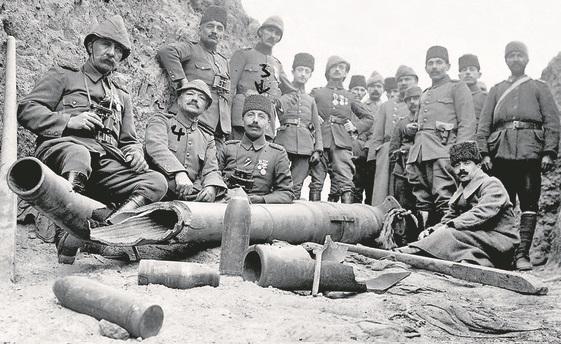 معارك چاناق قلعة/ غاليبولي Gallipoli.5
