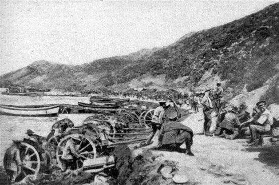 معارك چاناق قلعة/ غاليبولي Gallipoli.6