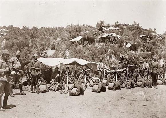 معارك چاناق قلعة/ غاليبولي Gallipoli.7