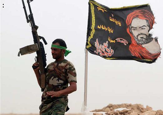 تقرير امريكي يفجر مفاجأة: عناصر بداعش انضموا للحشد الشعبي بينهم قادة       Hashd.1