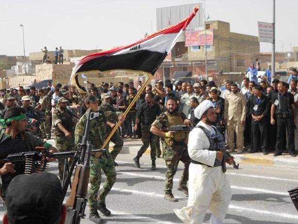 """واشنطن تقدم لبغداد قائمة بميليشيات """"يجب تجميدها"""" Hashd.5"""