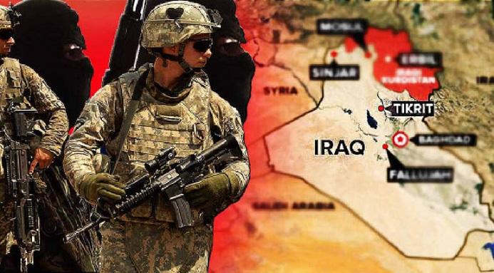 """""""ستة أيام في الفلوجة"""": اللعب بدم العراقيين US.XX"""