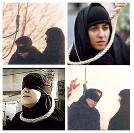 الگاردينيا مجلة ثقافية عامة السلطات الإيرانية تعدم الشابة ريحانة جباري عاما بتهمة قتل ضابط مخابرات
