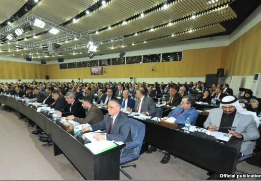 أربع شخصيات سنية تتنافس على رئاسة البرلمان العراقي                  حسابات طائفية وحزبية تحرك العملية السياسية  كواليس المنط A.A.prlamann