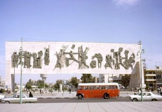 في الذكرى ٦٠ لإقامته.. ما قصة نصب الحرية ببغداد الذي مات نحاته جواد سليم قبل أن يراه؟ A.AA.001