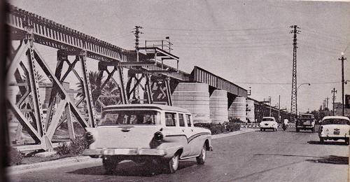 ٢٠ تشرين الاول ١٩٥٠ افتتاح جسر الصرافية الحديدي            ٢٠ تشرين الاول ١٩٥٠ افتتاح جسر الصرافية الحديدي            ف Alsarafyaa.J.3