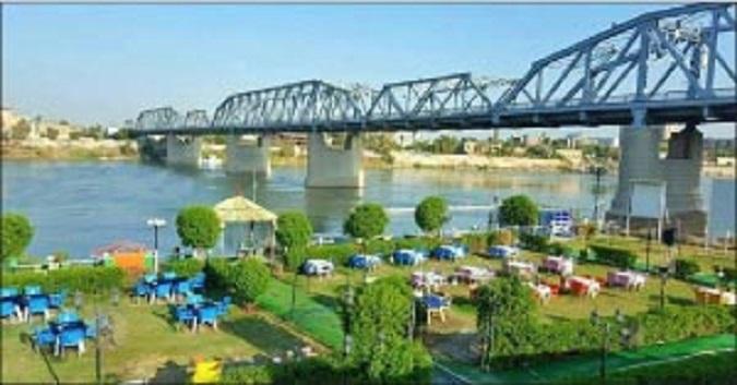 ٢٠ تشرين الاول ١٩٥٠ افتتاح جسر الصرافية الحديدي            ٢٠ تشرين الاول ١٩٥٠ افتتاح جسر الصرافية الحديدي            ف Hadid.955