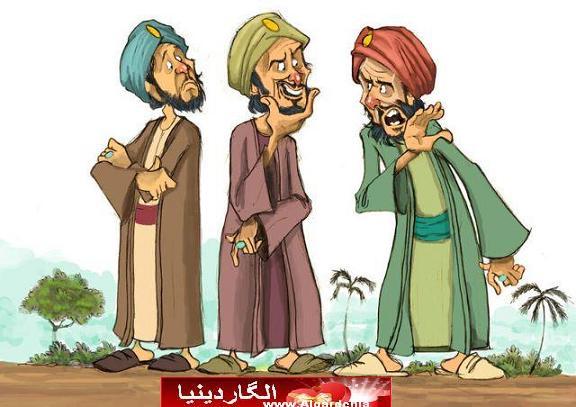 عراقي مربي مطي. صحى الصبح لگة المطي ميت..!! Juhaa.99