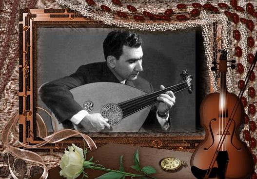 منير بشير وجميل بشير ودورهما في رفد الموسيقى العراقية المعاصرة : ا.د. ابراهيم خليل العلاف Jamilbashir