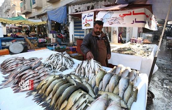 الأسماك.. اللحم الأبيض المحبوب يغادر موائد العراقيين       شفق نيوز/ أسباب داخلية وأخرى خارجية أفضت الى انخفاض كبير بالثروة السمكية في العراق وارتفاع أسعاره محليا، وفق ما رواه منتجون ومسؤولون عراقيون.  وهذا الانخفاض تسبب بار ASmmak3