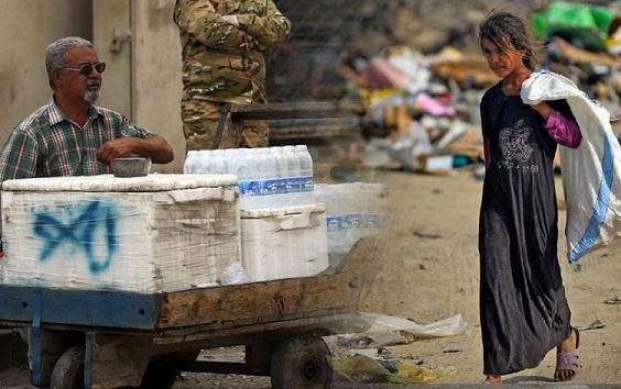 البنك الدولي : نحو ٥ ملايين عراقي مهددين بالفقر      Arme5