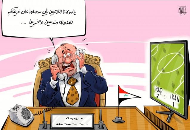 دمى عراقية بيد طهران       Duma