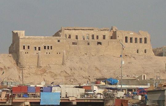 تاريخ قلعة كركوك : ياسين الحديدي             KL.Karkuk.3