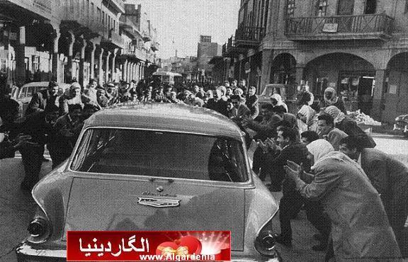 57 عام مضىت على رحيل ,, الزعيم عبد الكريم قاسم ,, قائد ثورة 14 تموز عام 1958 الى الأخدار السمـاوية بلياليها ونهـاراتها  Z.12