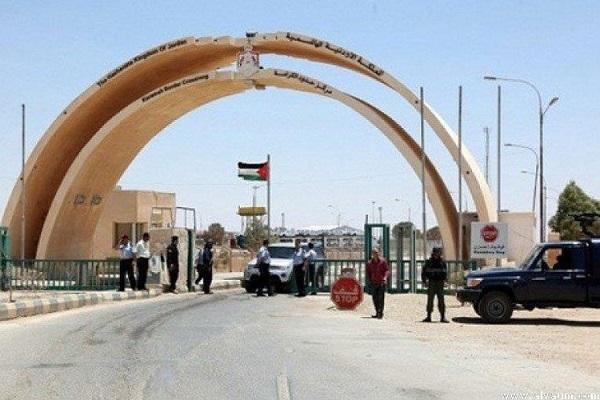 """معبر طريبيل مع الأردن تحت سيطرة """"حزب الله"""" العراقي!!  A.Aaaa00"""