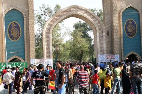 أمانة بغداد تعلن الدخول مجاناً لمتنزه الزوراء خلال أيام العيد Zawraa.M1