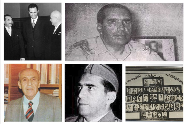 العقيد الركن عبد الوهاب الشواف ١٩١٦- ١٩٥٩ /ا.د. ابراهيم خليل العلاف Ab.w1