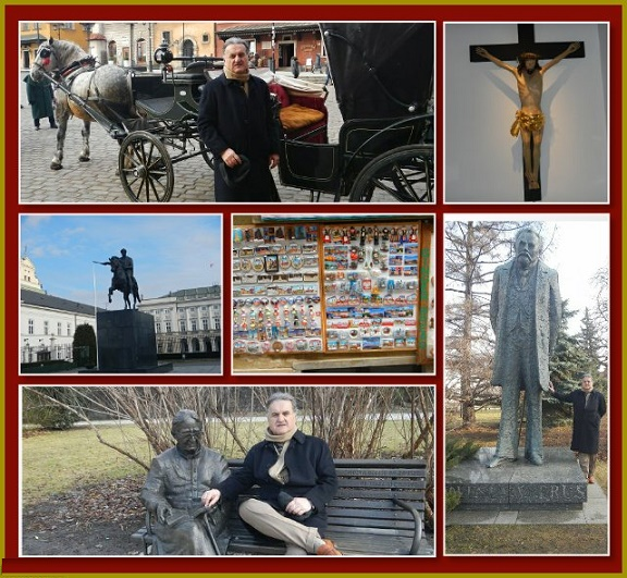 زيارتي الى وارشو ( الحلقة الاولى) وارشو عاصمة الثقافة والعلوم و الفنون /جلال چرمگا Pl.0