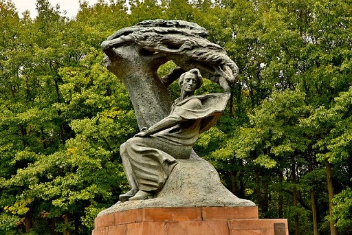 زيارتي الى وارشو ( الحلقة الاولى) وارشو عاصمة الثقافة والعلوم و الفنون /جلال چرمگا Pl.04