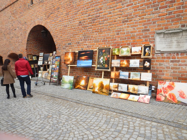 زيارتي الى وارشو ( الحلقة الاولى) وارشو عاصمة الثقافة والعلوم و الفنون /جلال چرمگا Pl.12