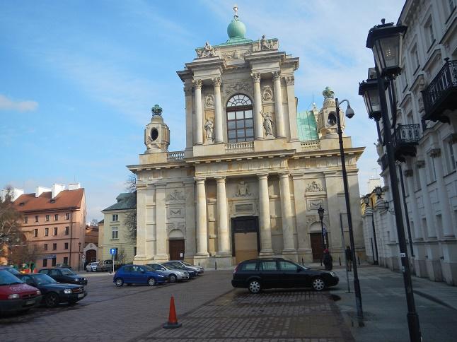 زيارتي الى وارشو ( الحلقة الاولى) وارشو عاصمة الثقافة والعلوم و الفنون /جلال چرمگا Pl.13