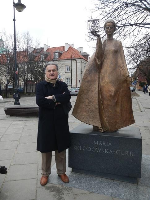 زيارتي الى وارشو ( الحلقة الاولى) وارشو عاصمة الثقافة والعلوم و الفنون /جلال چرمگا Pl.14