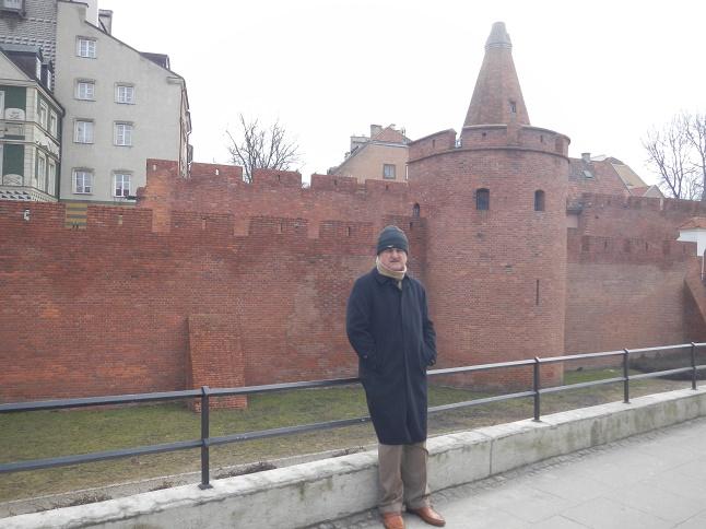 زيارتي الى وارشو ( الحلقة الاولى) وارشو عاصمة الثقافة والعلوم و الفنون /جلال چرمگا Pl.15