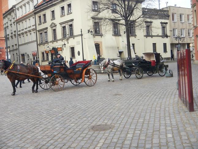زيارتي الى وارشو ( الحلقة الاولى) وارشو عاصمة الثقافة والعلوم و الفنون /جلال چرمگا Pl.16