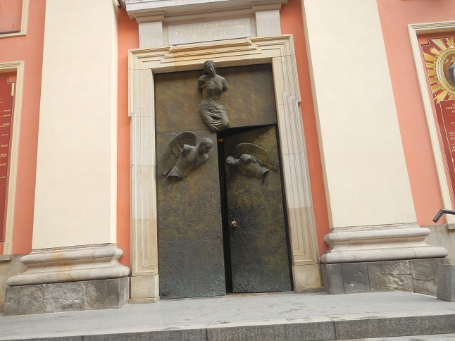 زيارتي الى وارشو ( الحلقة الاولى) وارشو عاصمة الثقافة والعلوم و الفنون /جلال چرمگا Pl.9