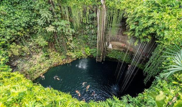 هذه المنطقة شهدت تغير العالم قبل ملايين السنين       Almayaa.W