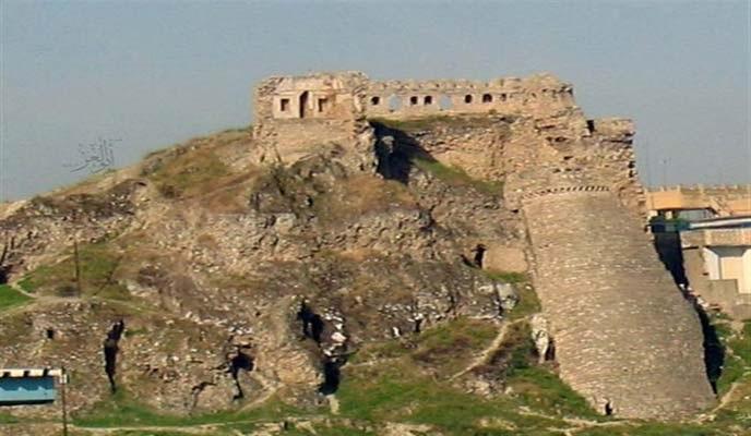 بشطابيا قلعه الموصل ..       Bashtayaa
